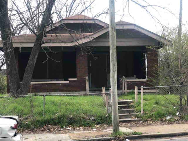 1421 Latham St, Memphis, TN 38106 (#10048688) :: ReMax Experts