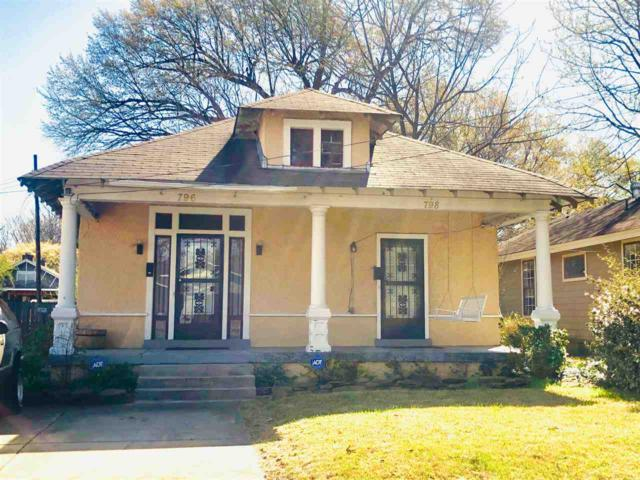 796 Meda St, Memphis, TN 38104 (#10049167) :: The Wallace Group - RE/MAX On Point