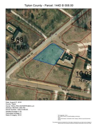 0 Meade Lake Rd, Atoka, TN 38004 (#10049239) :: All Stars Realty