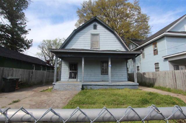 842 E Trigg Ave, Memphis, TN 38106 (#10049291) :: The Melissa Thompson Team