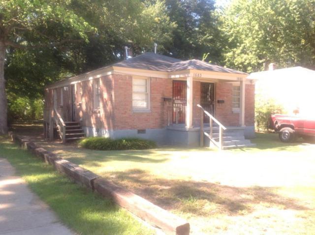 1681-83 Echles St, Memphis, TN 38111 (#10049378) :: ReMax Experts