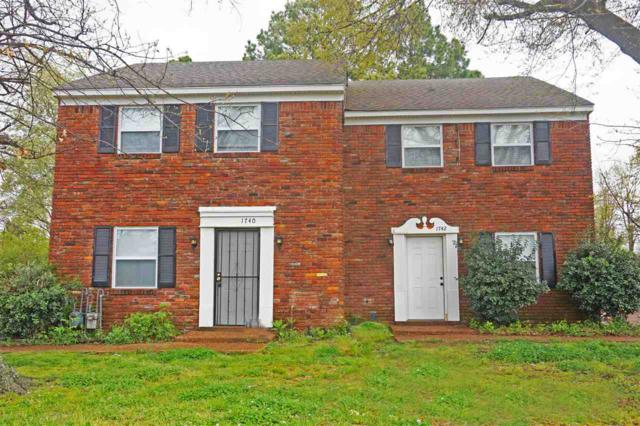 1740 E Holmes Rd, Memphis, TN 38116 (#10049607) :: The Melissa Thompson Team
