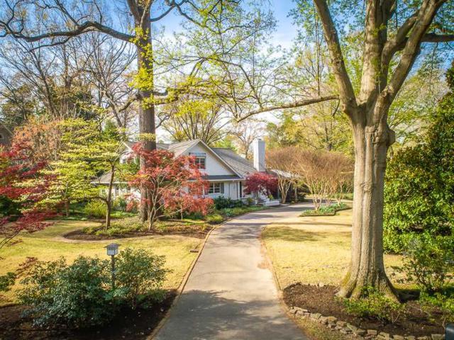 45 S Rose Rd, Memphis, TN 38117 (#10049616) :: J Hunter Realty