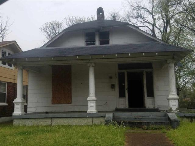 862 Faxon Ave, Memphis, TN 38105 (#10049792) :: ReMax Experts
