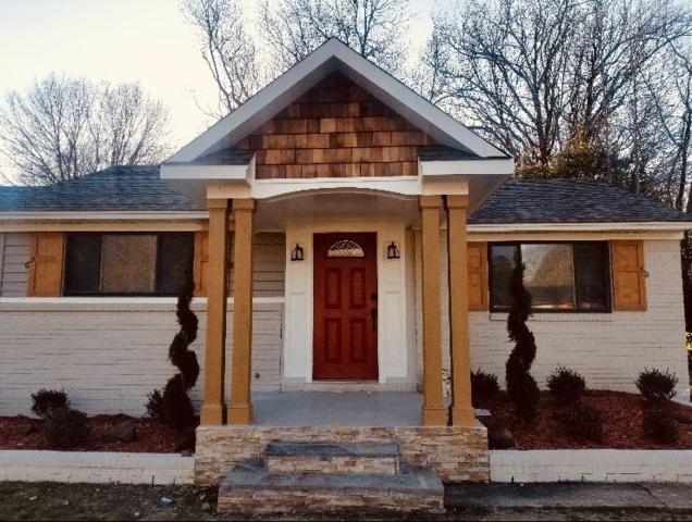 1201 S White Station Rd, Memphis, TN 38117 (#10049830) :: J Hunter Realty