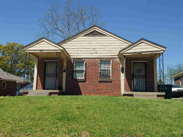 1385/1387 Chadwick Cir, Memphis, TN 38114 (#10050025) :: J Hunter Realty