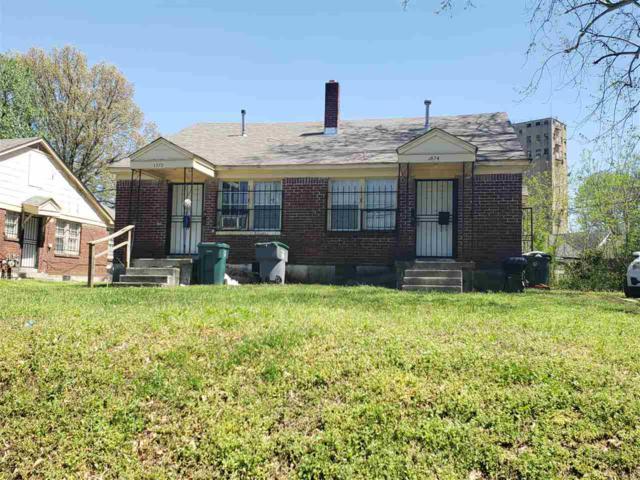 1372/1374 S Cooper St, Memphis, TN 38114 (#10050041) :: J Hunter Realty