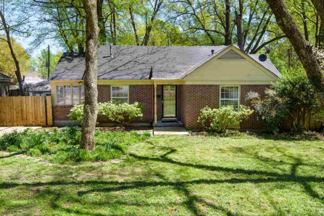 174 Lafayette St, Memphis, TN 38111 (#10050080) :: The Melissa Thompson Team