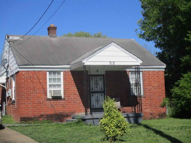 713 Lipford St, Memphis, TN 38112 (#10050396) :: The Wallace Group - RE/MAX On Point