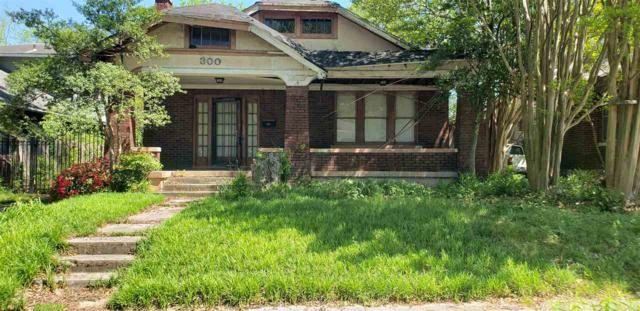 300 Malvern St, Memphis, TN 38104 (#10050489) :: The Melissa Thompson Team
