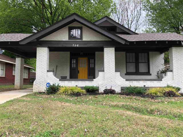 756 N Evergreen St, Memphis, TN 38107 (#10050708) :: RE/MAX Real Estate Experts