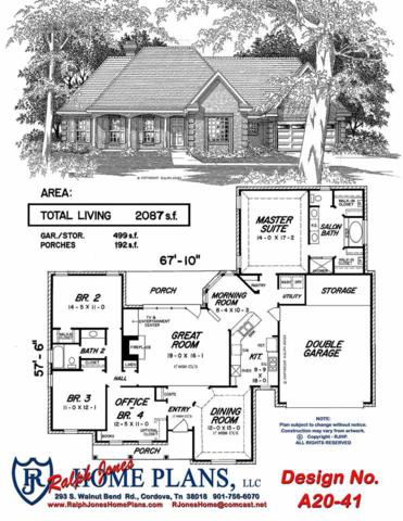LOT 32 Campground Rd, Munford, TN 38058 (#10050761) :: All Stars Realty