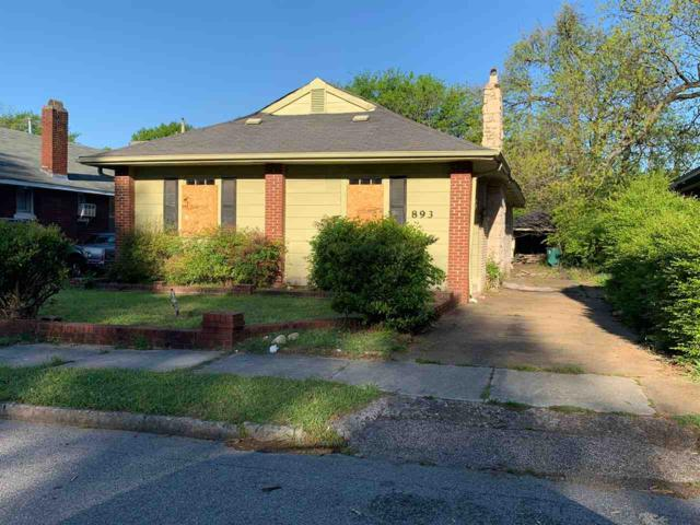 893 Garland St, Memphis, TN 38107 (#10050868) :: RE/MAX Real Estate Experts