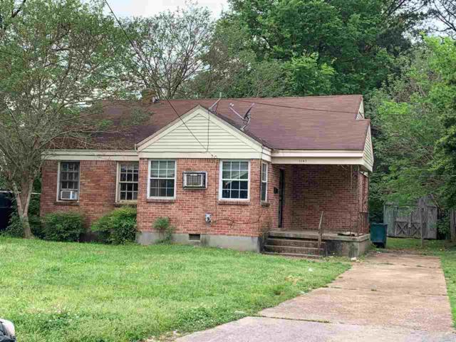 1147 Biltmore St, Memphis, TN 38122 (#10051228) :: The Melissa Thompson Team