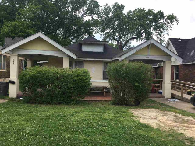 929 N Avalon Ave, Memphis, TN 38107 (#10051497) :: ReMax Experts
