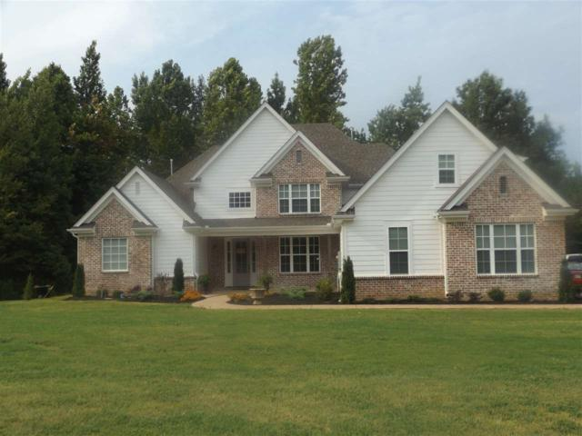650 Woodsedge Dr, Unincorporated, TN 38028 (#10051914) :: ReMax Experts