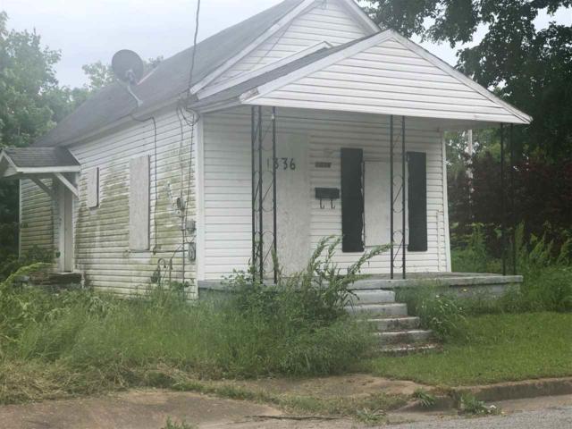 1336 N Willett St, Memphis, TN 38108 (#10052007) :: RE/MAX Real Estate Experts