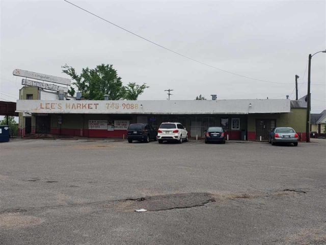 2861 Lamar Ave, Memphis, TN 38114 (#10052364) :: J Hunter Realty