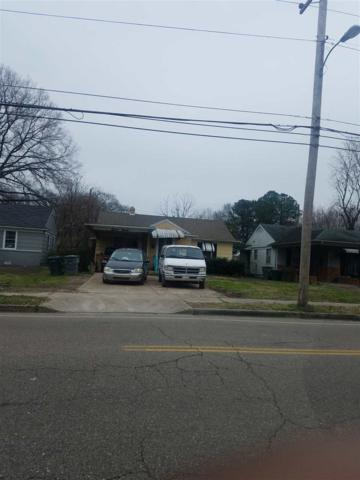 1290 Wells Station Rd, Memphis, TN 38122 (#10052590) :: The Melissa Thompson Team