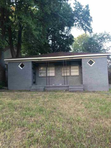 846 Biggs St, Memphis, TN 38108 (#10053034) :: RE/MAX Real Estate Experts