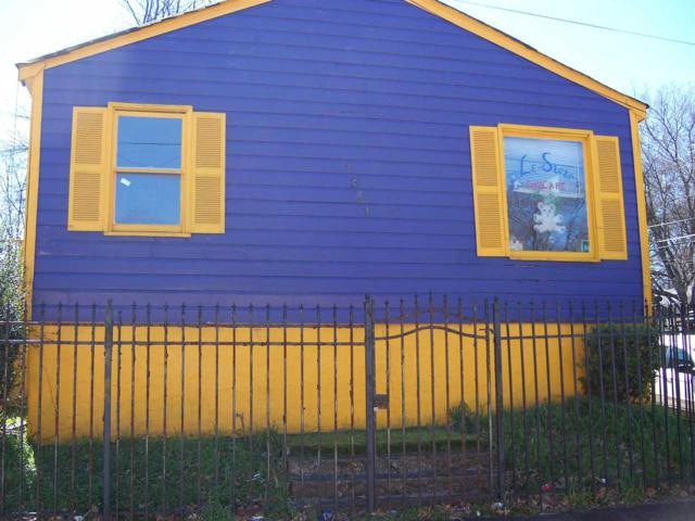 1321 Gleason St, Memphis, TN 38106 (#10053069) :: J Hunter Realty