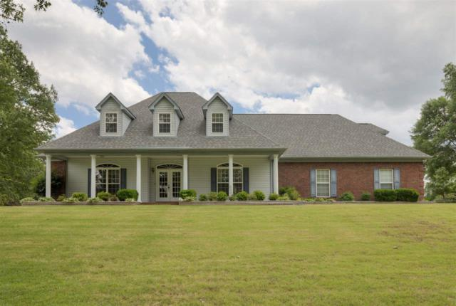 1405 Nelson Dr, Unincorporated, TN 38011 (#10053187) :: The Dream Team