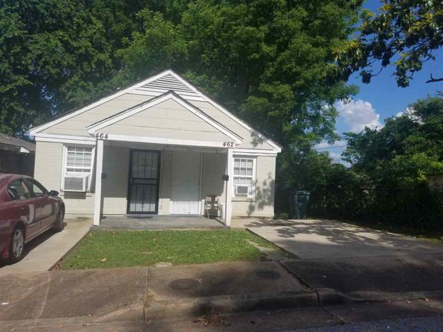 464 Glankler St, Memphis, TN 38112 (#10053194) :: ReMax Experts