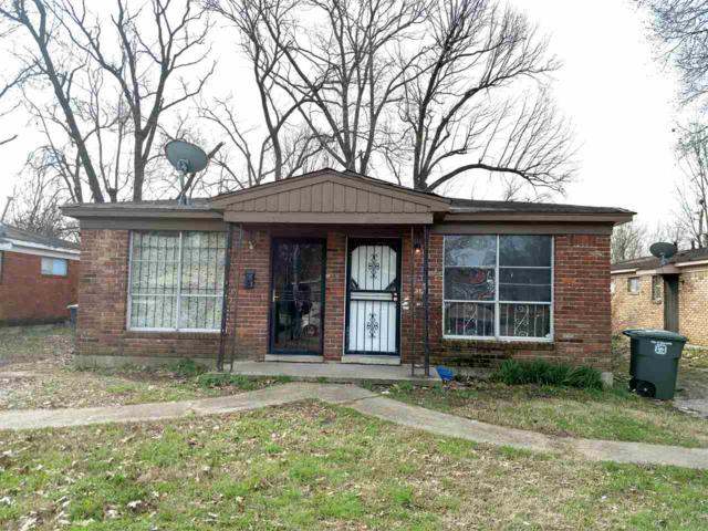 3107 Yale Ave, Memphis, TN 38112 (#10053345) :: ReMax Experts