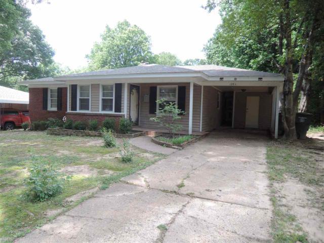 1361 Walton Rd, Memphis, TN 38117 (#10053472) :: Berkshire Hathaway HomeServices Taliesyn Realty