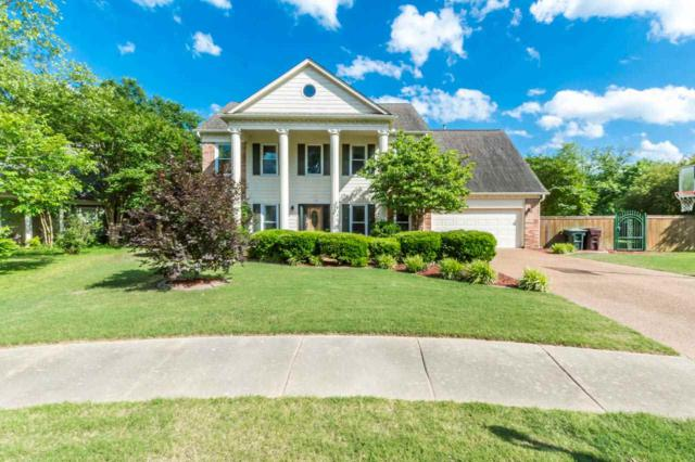 787 Golden Miller Cv, Collierville, TN 38017 (#10053543) :: Berkshire Hathaway HomeServices Taliesyn Realty