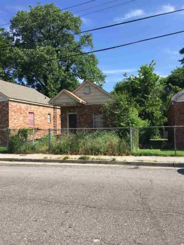 862 Mosby Ave, Memphis, TN 38105 (#10053550) :: RE/MAX Real Estate Experts