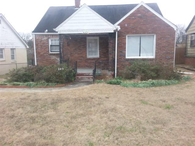 347 W Waldorf Ave, Memphis, TN 38109 (#10053705) :: All Stars Realty