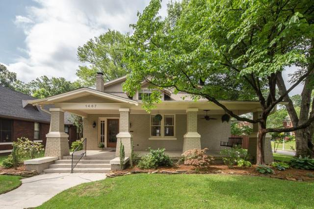 1467 Eastmoreland Ave, Memphis, TN 38104 (#10053951) :: All Stars Realty