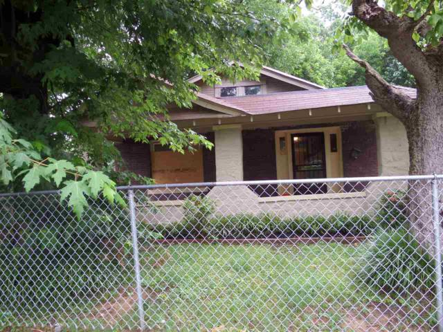 888 N Holmes St, Memphis, TN 38122 (#10054157) :: ReMax Experts