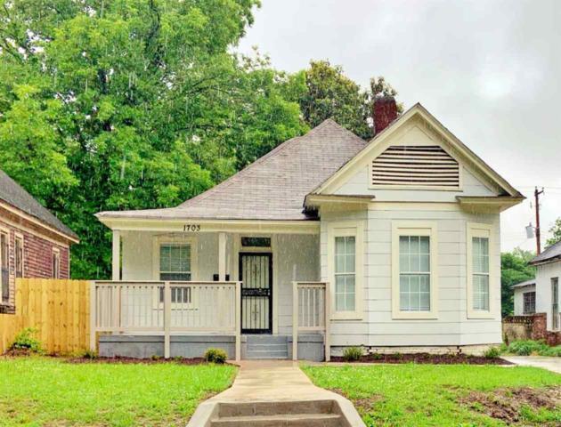 1703 Euclid Ave, Memphis, TN 38114 (#10054602) :: All Stars Realty