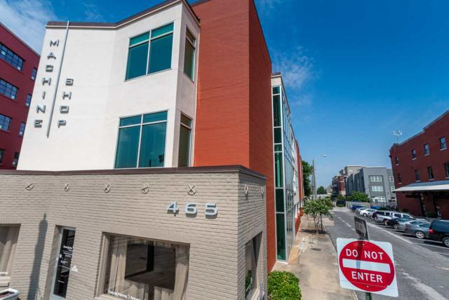 465 S Main St #205, Memphis, TN 38103 (#10054634) :: Bryan Realty Group