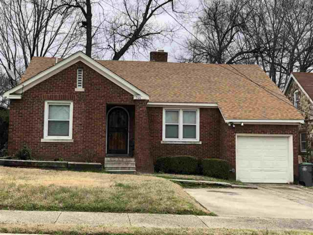 744 Mcconnell St, Memphis, TN 38112 (#10054923) :: Bryan Realty Group