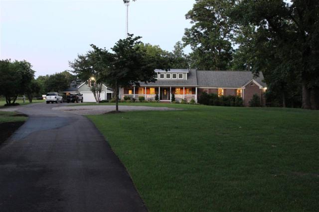 280 Burrowtown Rd, Gallaway, TN 38049 (#10054987) :: All Stars Realty