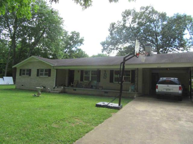 223 N Magnolia St, Adamsville, TN 38310 (#10055069) :: The Melissa Thompson Team