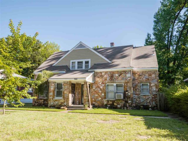 1742 N Parkway Ave, Memphis, TN 38112 (#10055310) :: Bryan Realty Group