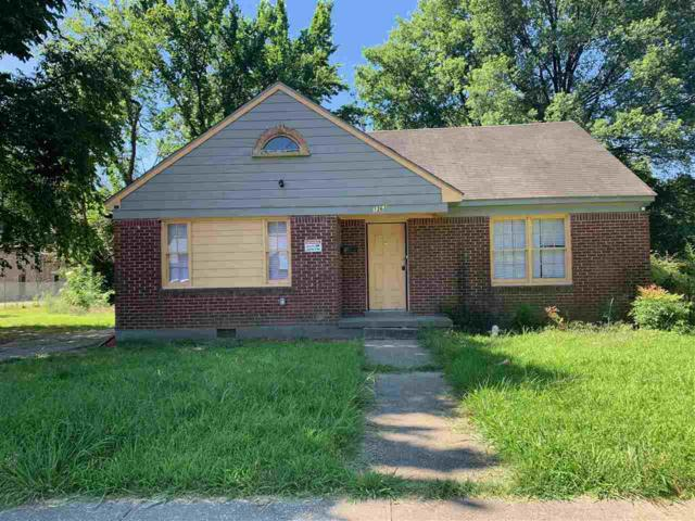 1363 S Lexington Cir, Memphis, TN 38107 (#10055368) :: RE/MAX Real Estate Experts