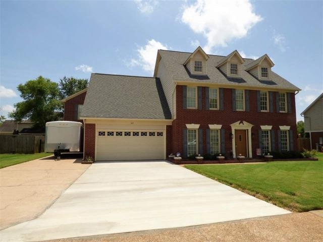 505 Harpers Ferry Dr, Collierville, TN 38017 (#10055702) :: RE/MAX Real Estate Experts