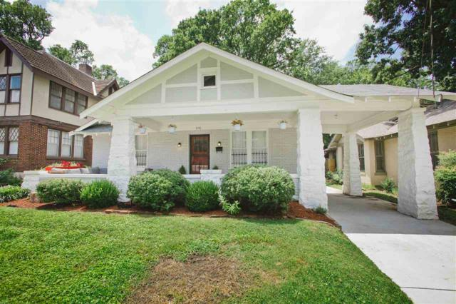 231 N Auburndale St, Memphis, TN 38112 (#10055736) :: Bryan Realty Group