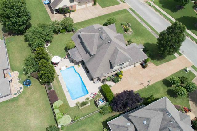 1176 Cypress Wells Dr, Collierville, TN 38017 (#10055798) :: Bryan Realty Group