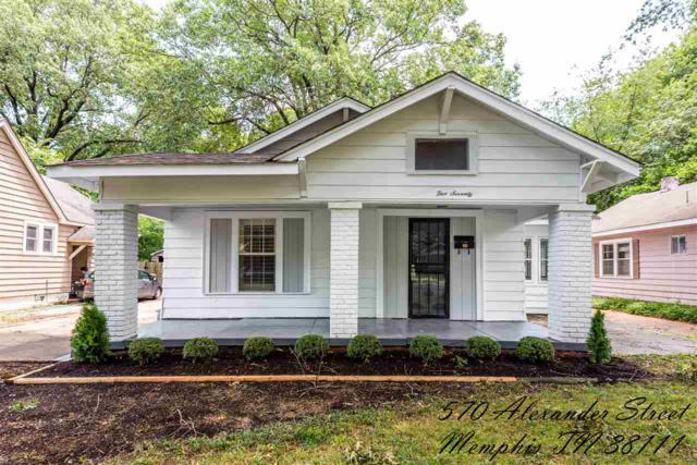 570 Alexander St, Memphis, TN 38111 (#10055867) :: The Melissa Thompson Team