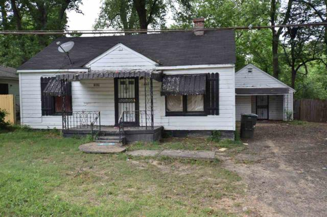 1880 Whitney Ave, Memphis, TN 38127 (#10055913) :: ReMax Experts
