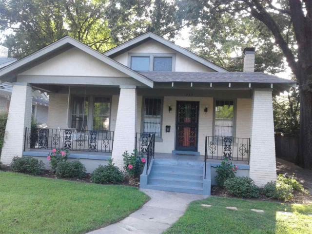 233 N Auburndale St, Memphis, TN 38112 (#10056267) :: All Stars Realty