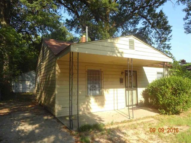 1755 Ozan St, Memphis, TN 38108 (#10056387) :: The Melissa Thompson Team