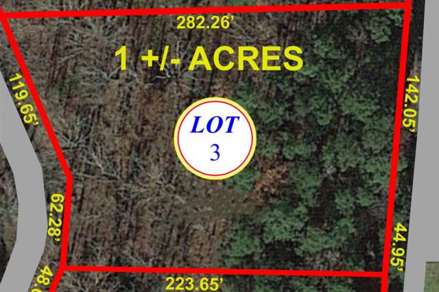 LOT3 Harbor Dr, Iuka, MS 38852 (#10056689) :: The Wallace Group at Keller Williams