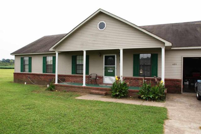 495 Ervin Ln, Covington, TN 38019 (#10056988) :: The Dream Team